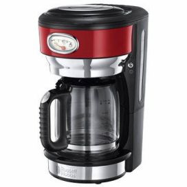 Russell Hobbs Retro Red Glass C/Maker 21700-56 alza.cz