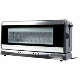 Russell Hobbs Clarity Glass Toaster 21310-56 alza.cz