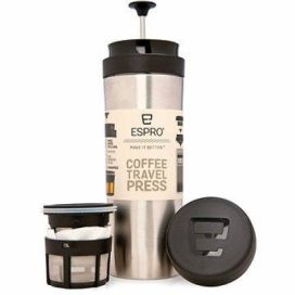 ESPRO Travel Press nerez