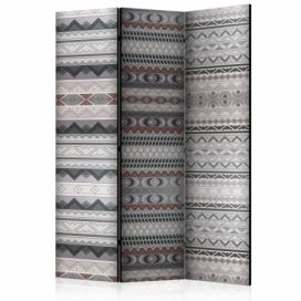 Paraván - Ethnic Design [Room Dividers] - 135x172 4wall.cz