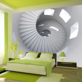 Fototapeta - Lighthouse staircase - 200x154 4wall.cz