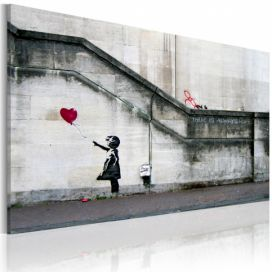 Obraz - There is always hope (Banksy) - 60x40 4wall.cz