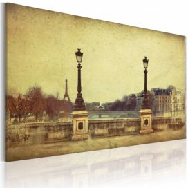 Obraz - Paris - the city of dreams - 60x40 4wall.cz
