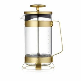 Barista&Co French Press Midnight Gold, 8 šálků  alza.cz
