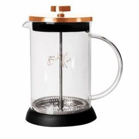 BerlingerHaus Konvička na čaj a kávu French Press 350 ml Rosegold Metallic Line alza.cz