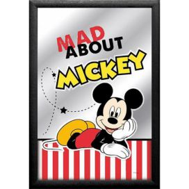 Zrcadlo - Mickey Mouse (Mad About) Favi.cz