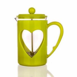 French press DARBY 800ml zelený - BANQUET Favi.cz