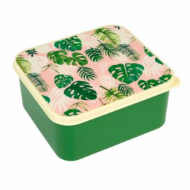 Svačinový box Rex London Tropical Palm, 13,5 x 15 cm Bonami.cz