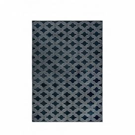 Zuiver / White Label Koberec FEIKE, 160x230 midnight blue Alhambra | design studio