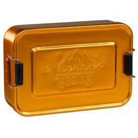 Box na svačinu Gentlemen\'s Hardware Gold Tin