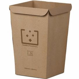 PowerCube TrashBin throwaway 1.5l alza.cz