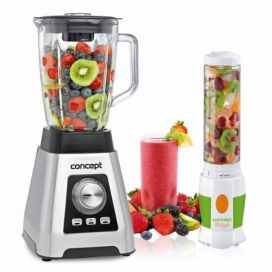 Concept SM3410 Smoothie mixér 1,5 l Perfect Ice Crush + DÁREK SM3350  4home.cz