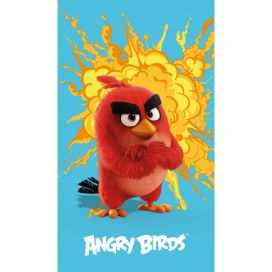 CTI Osuška Angry birds RED 70x120 cm