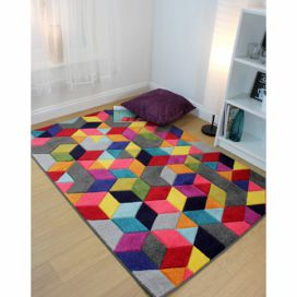 Koberec Flair Rugs Radiant Dynamic, 170 x 120 cm