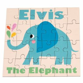 24dílné puzzle Rex London Elvis The Elephant Bonami.cz