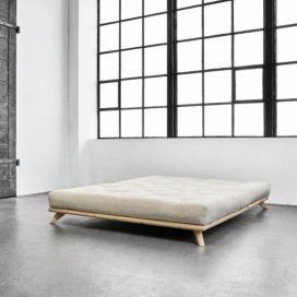 Postel Karup Design Senza Bed Natural, 140 x 200 cm