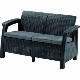 OEM R35593 Pohovka COFRU LOVE SEAT - antracit
