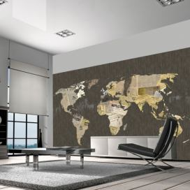 Bimago Fototapeta - Gossips from the World 450x270cm GLIX DECO s.r.o.