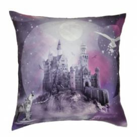 Arthouse Dekorativní polštář - Magical Kingdom Cushion Violet
