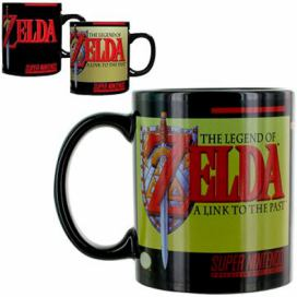 Abysse Zelda A Link to the past mug