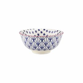 ORNAMENTS Miska 240 ml - modrá