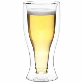 4home Termo sklenice na pivo Hot&Cool, 500 ml, 1 ks