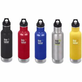 Klean Kanteen Insulated Classic w/Loop Cap