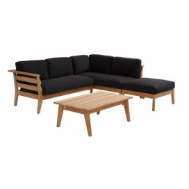 4 Seasons Outdoor Polo teak lounge II
