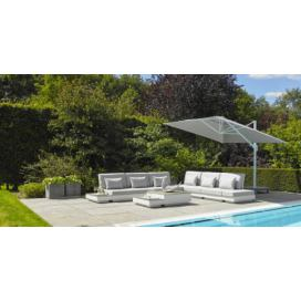 Life Outdoor Passion lounge White