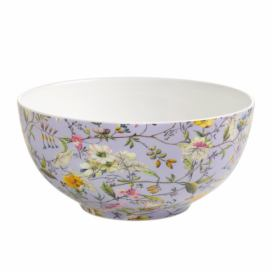 Miska z kostního porcelánu Maxwell & Williams Kilburn Winter Bloom, ⌀ 16 cm