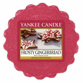 Yankee Candle vonný vosk do aroma lampy Frosty Gingerbread Different.cz