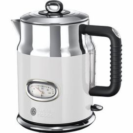 Russell Hobbs 21674-70 Retro Kettle White