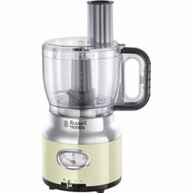 Russell Hobbs 25182-56 Retro Food Processor Cream