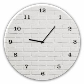 a7f56bf890a Karlsson 5610WH 38cm nástěnné hodiny