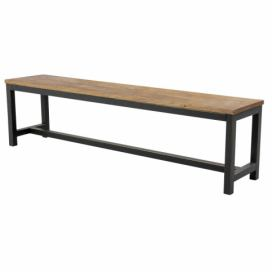 Lavice Interstil Vintage Bench