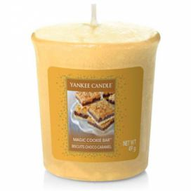 Yankee Candle – votivní svíčka Magic Cookie Bar 49 g