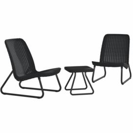 KETER RIO PATIO set - antracit
