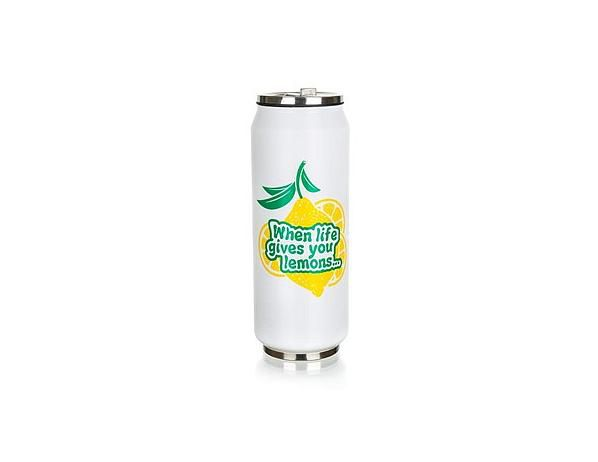 BANQUET Termoska BE COOL Lemon 430 ml - FORLIVING