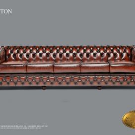 Chesterfield Brighton 5