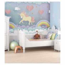 Fototapeta - Unicorn Dream 350x280 cm