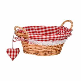 Koš Premier Housewares Willow Heart