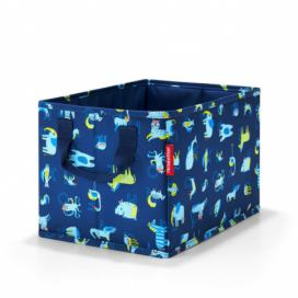 Úložný box Reisenthel Storagebox kids Abc friends blue