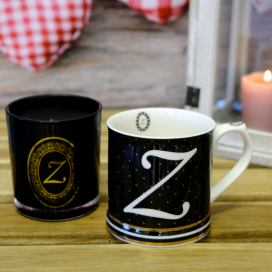 Arôme+Home Elements Hrnek a svíčka, monogram Z