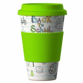 AREON Bamboo Cup 400ml - Back to School