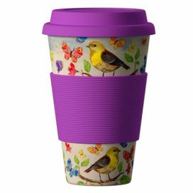 AREON Bamboo Cup 400ml - Birds