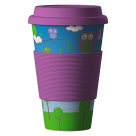 AREON Bamboo Cup 400ml - Owls