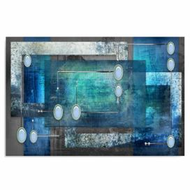 Obraz CARO - Abstract Interior 40x30 cm GLIX DECO s.r.o.