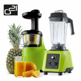 G21 29286 Set  Perfect smoothie + perfect juicer green
