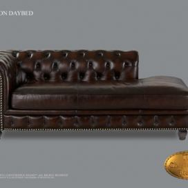 Chesterfield Brighton Daybed (L)