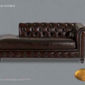 Chesterfield Brighton Daybed (R)
